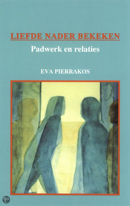 Eva Pierrakos Love closer look
