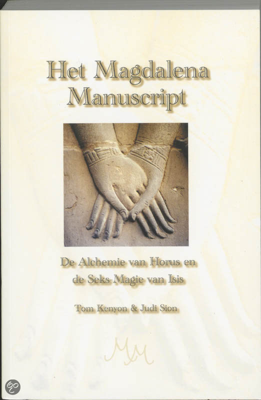 Magdalena manuscript from Tom Kenyon